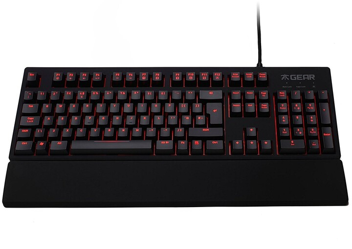 Fnatic Gear Rush G1, Cherry MX Brown, UK