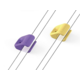Allocacoc CableFix 8x, fialová