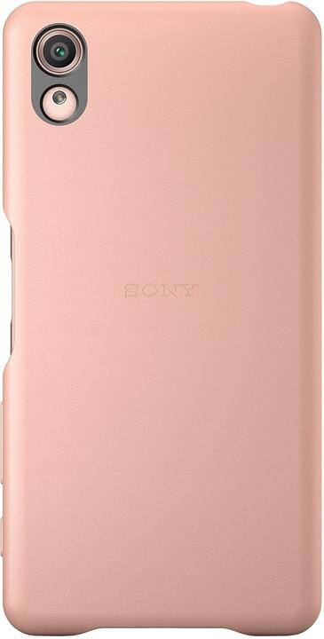 Sony SBC30 Style Back Cover Xperia XP, růžová/zlatá