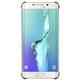 Samsung kryt Glitter Cover pro Galaxy S6 edge+ (SM-G928F), růžová