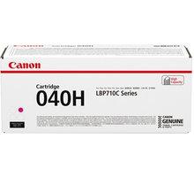 Canon CRG-040H, purpurová - 0457C001