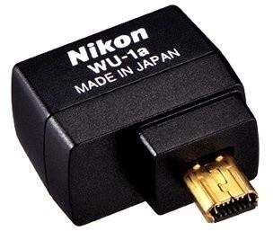 Nikon WU-1a bezdrátový adaptér pro D3200