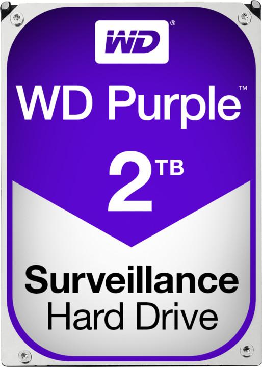 WD Purple (PURX) - 2TB