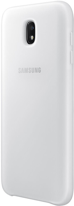 Samsung Dual Layer Cover J7 2017, white