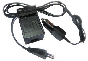 Patona nabíječka 2v1 pro Casio NP20, NP60, 230V/12V