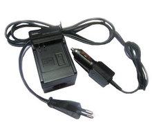 Patona nabíječka 2v1 pro Casio NP20, NP60, 230V/12V - PT1523