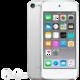 Apple iPod touch - 128GB, bílá/stříbrná, 6th gen.