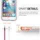 Spigen Ultra Hybrid TECH ochranný kryt pro iPhone 6/6s, crystal rose