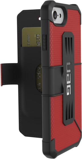 UAG metropolis case Magma, red - iPhone 7/6s