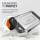 Spigen Tough Armor Tech ochranný kryt pro iPhone 6/6s, satin silver