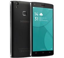 DOOGEE X5 Max - 8GB, černá - PH2349 + Zdarma CulCharge MicroUSB kabel - přívěsek (v ceně 249,-)