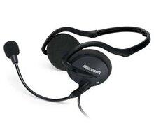 Microsoft LifeChat LX-2000, černá - 2AA-00010