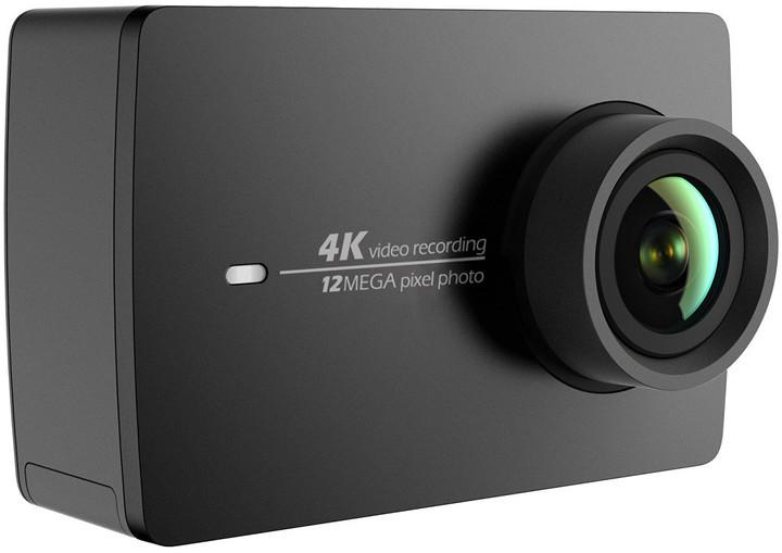 Xiaomi Yi 4K Action Camera, černá