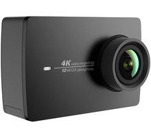 Xiaomi Yi 4K Action Camera, černá - YIAC4KKITB + Vodotěsné pouzdro pro Xiaomi Yi v ceně 890 Kč