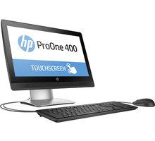 HP ProOne 400 G2 Touch, černá - T4R03EA