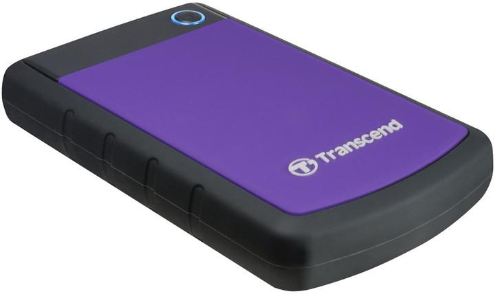 Transcend StoreJet 25H3P - 2TB