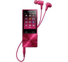 Sony NW-A25HN, 16GB, růžová - NWA25HNP.CEW