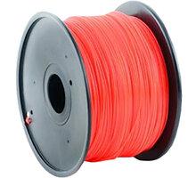 Gembird tisková struna (filament), ABS, 1,75mm, 1kg, červená - 3DP-ABS1.75-01-R