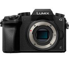 Panasonic Lumix DMC-G7 + objektiv 14-42mm + 45-150mm - DMC-G7WEG-K