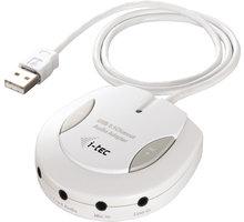 i-Tec USB 5.1 Externí zvuková karta - USB51AA