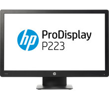 "HP ProDisplay P223 - LED monitor 22"" - X7R61AA"