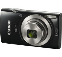 Canon IXUS 185, černá - 1803C001
