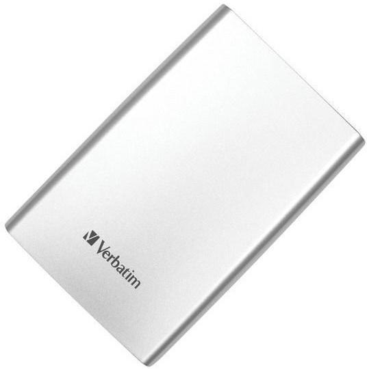 Verbatim Store 'n' Go, USB 3.0 - 500GB, stříbrný