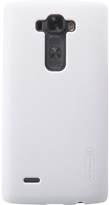 Nillkin zadní kryt pro LG G Flex 2 (H959), bílá+ Screen Protector