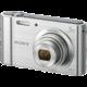 Sony Cybershot DSC-W800, stříbrná