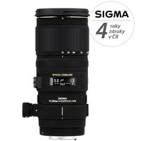 SIGMA 70-200/2.8 APO EX DG OS HSM pro Canon - SI 589954