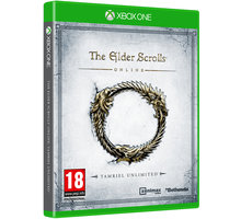 The Elder Scrolls Online: Tamriel Unlimited - XONE - 0093155149472