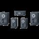 Magnat Monitor Supreme 202 set, černá