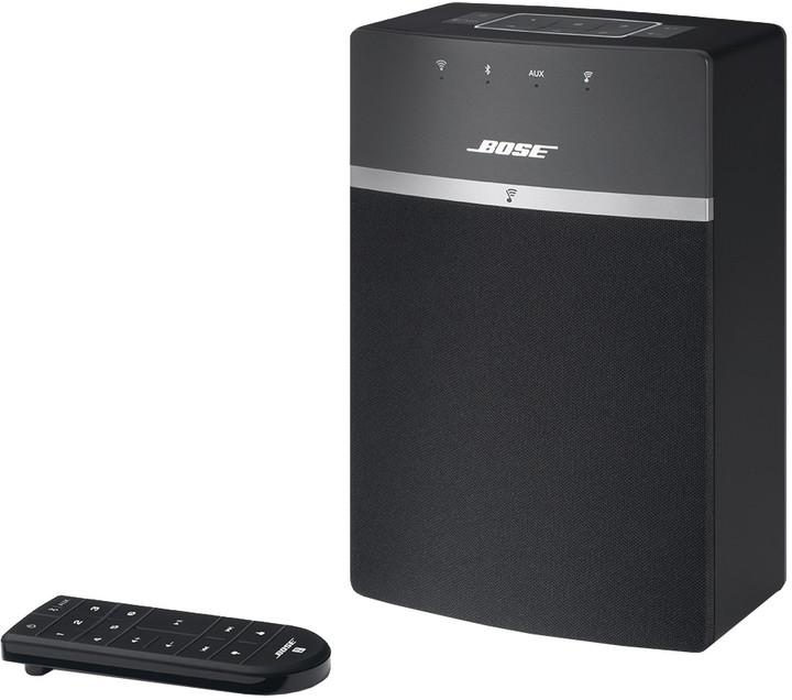 Bose SoundTouch 10, černá