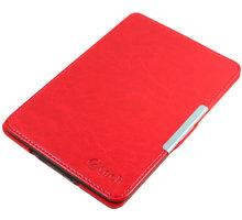 C-TECH PROTECT pouzdro pro Kindle 6 TOUCH, AKC-10, červená - AKC-10R