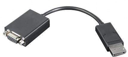 Lenovo DisplayPort/VGA Monitor