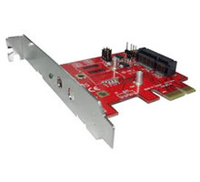 Kouwell DT-117 Mini PCIe Modul do PCIe x1 Bus Low profile PCIe Adapter