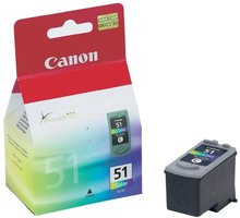 Canon CL-51, barevná - 0618B001