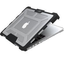 "UAG composite case Ice,clear-MacBook Pro 13"" Retina - UAG-MBP13-A1502-ICE"
