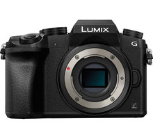 Panasonic Lumix DMC-G7 + objektiv 14-42mm - DMC-G7KEG-K