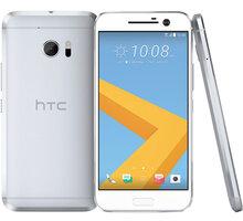 HTC 10 - 32GB, stříbrná