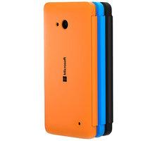 Microsoft flip. pouzdro CC-3090 pro Lumia 640XL, černá - 02744J5