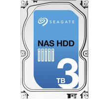 Seagate NAS HDD - 3TB - ST3000VN000
