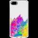 Cellularline STYLE průhledné gelové pouzdro pro Apple iPhone 7, motiv ART