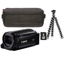 Canon Legria HF R76 - Premium kit - 1237C027