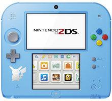 Nintendo 2DS Pokémon Ed. + Pokémon Moon - NI3H9412