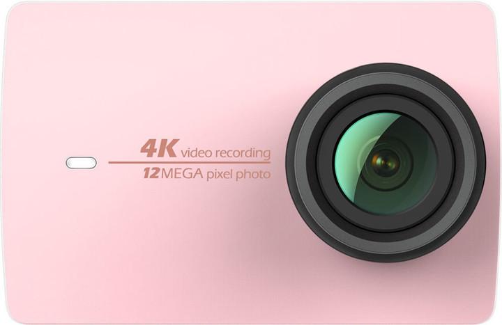 Xiaomi Yi 4K Action Camera 2, rose gold