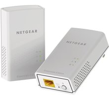 NETGEAR Powerline 1000Mbps 1PT GbE Adapters Bundel (PL1000) - PL1000-100PES