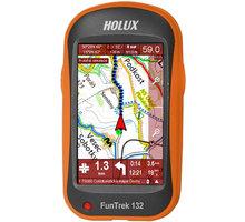 HOLUX Funtrek 132 + Mapy CZ/SK + TM CZ 25 + Evropa - 97153-10N-mapyEU