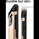 Spigen Slim Amor pro Samsung Galaxy S8+, gold maple