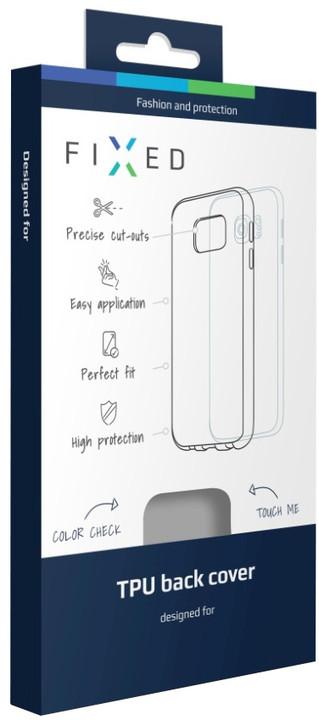 FIXED TPU gelové pouzdro pro Xiaomi Mi 5S, bezbarvé